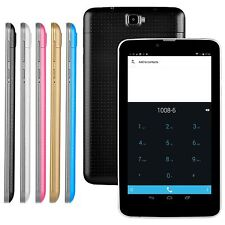 """7"""" Dual Sim unlocked 3G Dual Core phablet Smartphone Android 4.4 Phablet HD"""