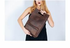 Tote bag. Leather bag for women. Laptop bag. Occidental bag