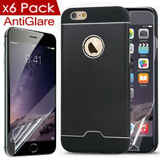18g Feather-Light Hard PC Case Cover Screen Protectors for iphone 6 6S plus