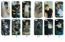 Justin Bieber cover cases iPhone 4, 5s,5SE, 5c Samsung Galaxy s3, s4,S5 mini s3
