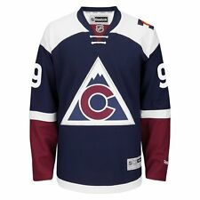 Colorado Avalanche #9 Matt Duchene Navy Alternate Reebok Premier Jersey L