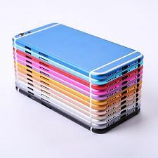 Multicolor Back Housing Battery Case Cover Frame For iPhone 6 4.7 repair parts