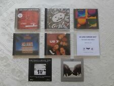 U2 Great Collection Of Rare & Deleted Promo & Radio Only Advance CD's