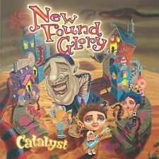New Found Glory - Catalyst  (CD, 2004, Drive-Thru Records)