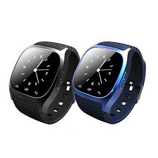 M26 Bluetooth Smart Watch Phone Mate call answer For Android IOS Iphone Samsung