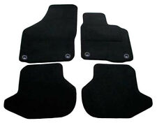 VW EOS (2006-NOW) Fully Tailored Car Mats (4 oval clips)