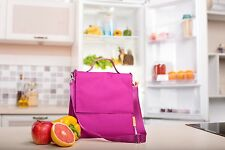 Lunch bag unisex L+. Lunch box. Picnic bag. Sandwich and snack bag for school