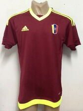 NEW!!! 2015-2016 VENEZUELA HOME SOCCER JERSEY VINOTINTO ALL SIZES