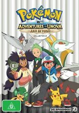 Pokemon: Black & White: Adventures in Unova and Beyond Collection 2 = NEW DVD R4