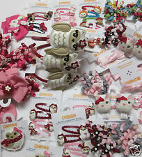 GYMBOREE WHOLESALE HAIR ACCESSORY LOT ALL GIRLS $50 RETAIL VALUE LOT Lot 755 NWT