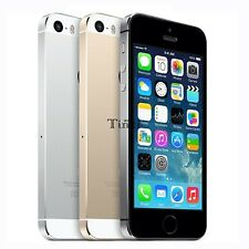 """Apple iPhone 5S- 16GB 32GB GSM """"Factory Unlocked"""" Smartphone Gold TXWD"""