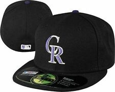Authentic MLB® New Era® Colorado Rockies On Field 59Fifty™ Fitted Hat Cap