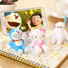 Fashion Cute Cartoon Model Phone Holder Stand Bracket Support for Mobile Phone