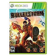 BULLETSTORM - EPIC EDITION MICROSOFT XBOX 360 GAME COMPLETE