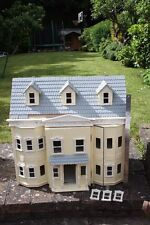 Large Old Wooden Dolls House