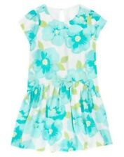 NWT GYMBOREE SPRING DRESSY COLLECTION GIRLS 4 5 6 7 8 BIG FLOWER BOW DRESS