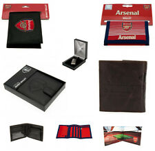 Arsenal FC Wallets / Money Clips *Gifts, Xmas , Birthday, Fathers day