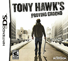Tony Hawk's Proving Ground (Nintendo DS, 2007) GAME COMPLETE