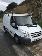 Ford transit Sapphire 115 psi NO VAT like trend limited sport 2011