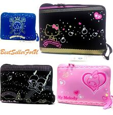 """Sanrio 10"""" ~ 12"""" Laptop Bag Netbook Notebook Tablet PC Sleeve Case Cover Pouch"""
