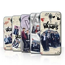 Official The Vamps Case/Cover for Alcatel Idol 2 Mini /The Vamps Doodle Book