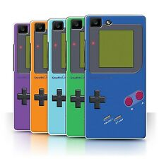 STUFF4 Back Case/Cover/Skin for Oppo R5/Video Gamer/Gameboy