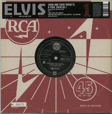 "Elvis Presley A Fool Such As I [Numbered] UK 10"" vinyl single record"