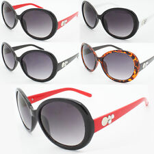 Ladies Retro Large Oversized Fashion Designer Jackie ohh 80's Style Sunglasses