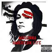 American Life by Madonna (2003) - Enhanced Madonna Audio CD