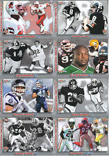 2015 Jogo CFL Alumni Series 10 (#182-201) Limited Print Run of 165 Sets Made