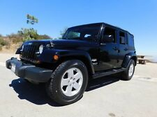 Jeep: Wrangler Unlimited Sahara