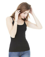 Bella - Ladies' Sheer Jersey Scoopneck Tank Top - 8111