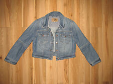 River Island, denim jacket, size 12