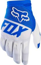 2017 Fox Racing Youth Kids Dirtpaw Gloves Blue Motocross ATV Dirtbike
