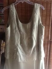 Mother of the bride dress/evening dress/womans
