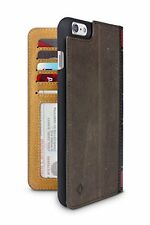 Twelve South BookBook for iPhone 6 Plus/6s Plus, brown | 3-in-1 leather wallet c
