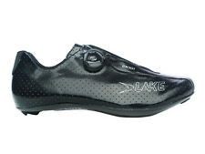 Lake CX 301 Wide Road Shoes - Black