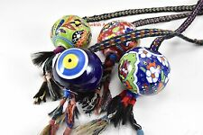Hand Painted Hanging Ceramic Balls Wall Hanging Ornament Ceramic Decorative