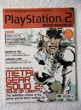 31162 Issue 17 Official UK Playstation 2 Magazine 2002