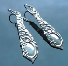 Frank Whiting Shield 1895 Earrings Sterling