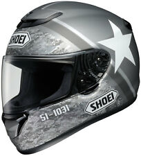 SHOEI Qwest Resolute TC-5 Full-Face Motorcycle Helmet (Black) Choose Size