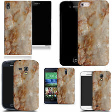 pictoral case cover for most Popular Mobile phones - rustic marble