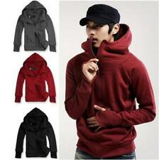 Mens Slim Fit Sexy Top Designed Hoodies Jackets Coats Tops