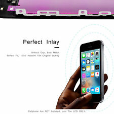 LCD For iPhone 4 4S 5 5c 5s 6 Digitizer Touch Screen Replacement Assembly Tools