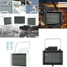 96LED IR Array Infrared Lamps Night Outdoor Waterproof CCTV Security Camera V6J4