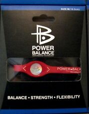 FREE SHIPPING! Power Band Magnetic Balance Bracelet Energy Performance - RED