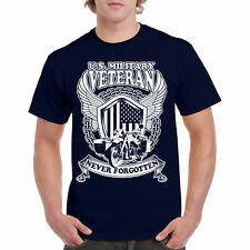 T Shirt Military Veteran S US Army Tee Navy United Unisex Adult State Gift Mens