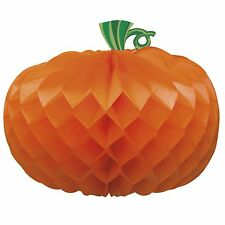 Honeycomb Pumpkin Halloween Party Table Centrepiece Decoration