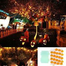 Christmas String Light 40 LEDs 3m/10ft Battery-operated Fairy Lamp Home W0Q2