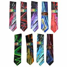 LOT OF JERRY GARCIA MEN'S NECKTIES 100% SILK ASSORTED STYLES COLORS NWT